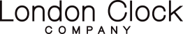 London Clock Website Logo